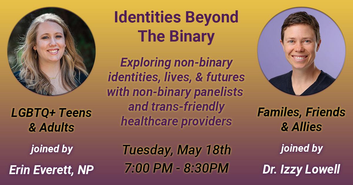Identities Beyond the Binary